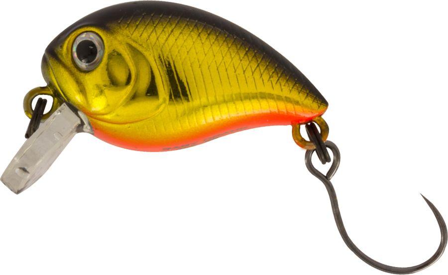 Воблер Tsuribito Baby Crank S-SR, цвет: желтый (513), длина 25 мм, вес 3,4 г70480Tsuribito Baby Crank 25– отличный выбор для рыбалки в разное время года. Воблер подходит для любого вида рыбы. Кроме того прекрасно работает на открытых водоемах при течении. Легкость и небольшой объем данной приманки позволит привлечь внимание рыбы за долгое расстояние. Более того цветовая гамма настолько разнообразна, что вы сможете подобрать цвет воблера в зависимости от погоды, цвета водоема или освещенности.Какая приманка для спиннинга лучше. Статья OZON Гид