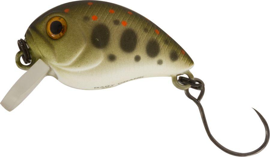 Воблер Tsuribito Baby Crank S-SR, цвет 524, 25 мм70493Tsuribito Baby Crank 25– отличный выбор для рыбалки в разное время года. Воблер подходит для любого вида рыбы. Кроме того прекрасно работает на открытых водоемах при течении. Легкость и небольшой объем данной приманки позволит привлечь внимание рыбы за долгое расстояние. Более того цветовая гамма настолько разнообразна, что Вы сможете подобрать цвет воблера в зависимости от погоды, цвета водоема или освещенности.