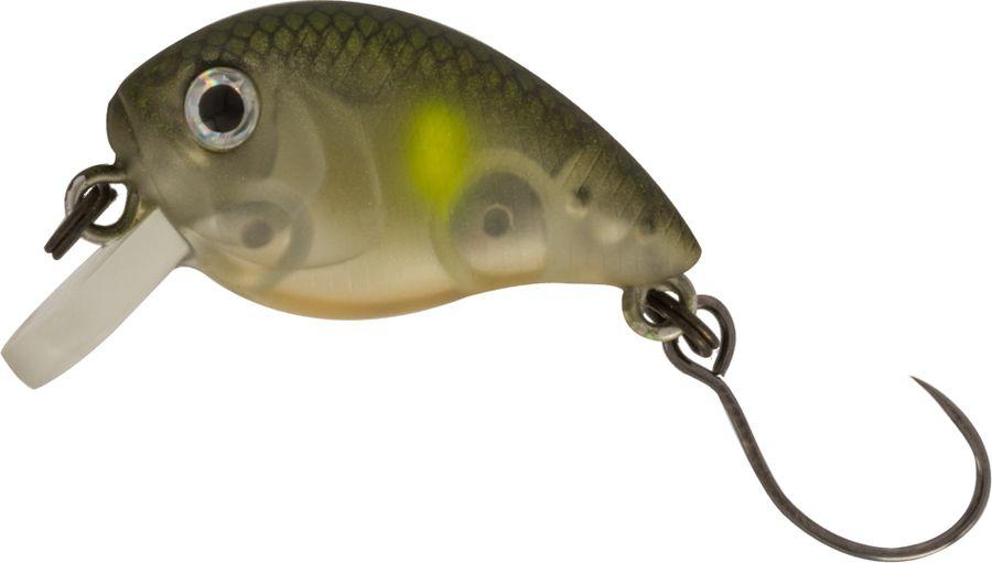 Воблер Tsuribito Baby Crank S-SR, цвет: серый (526), длина 25 мм, вес 3,4 г70496Tsuribito Baby Crank 25– отличный выбор для рыбалки в разное время года. Воблер подходит для любого вида рыбы. Кроме того прекрасно работает на открытых водоемах при течении. Легкость и небольшой объем данной приманки позволит привлечь внимание рыбы за долгое расстояние. Более того цветовая гамма настолько разнообразна, что Вы сможете подобрать цвет воблера в зависимости от погоды, цвета водоема или освещенности.Какая приманка для спиннинга лучше. Статья OZON Гид