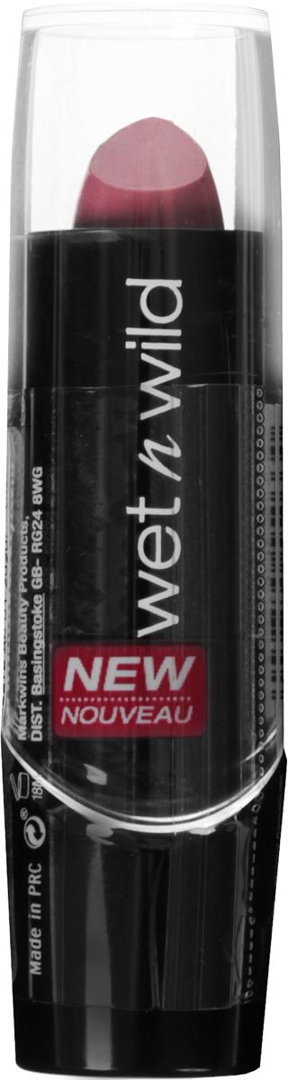 Wet n Wild Помада Для Губ Silk Finish Lipstick E503c will you be with meE503CСупер увлажняющая помада для губ.