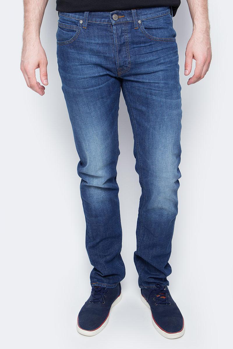 Купить Джинсы мужские Lee, цвет: синий. L706CDJW. Размер 34-36 (50-36)