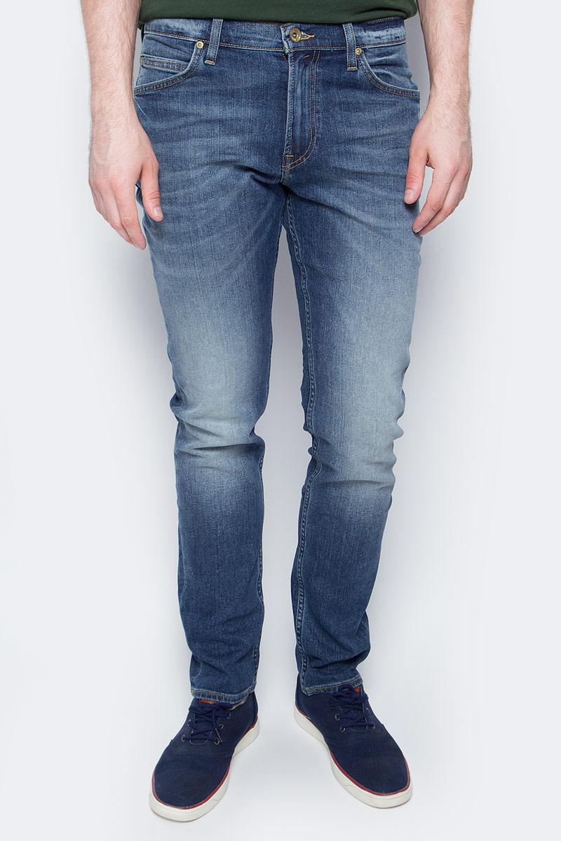 Купить Джинсы мужские Lee, цвет: синий. L701DXEN. Размер 30-32 (46-32)