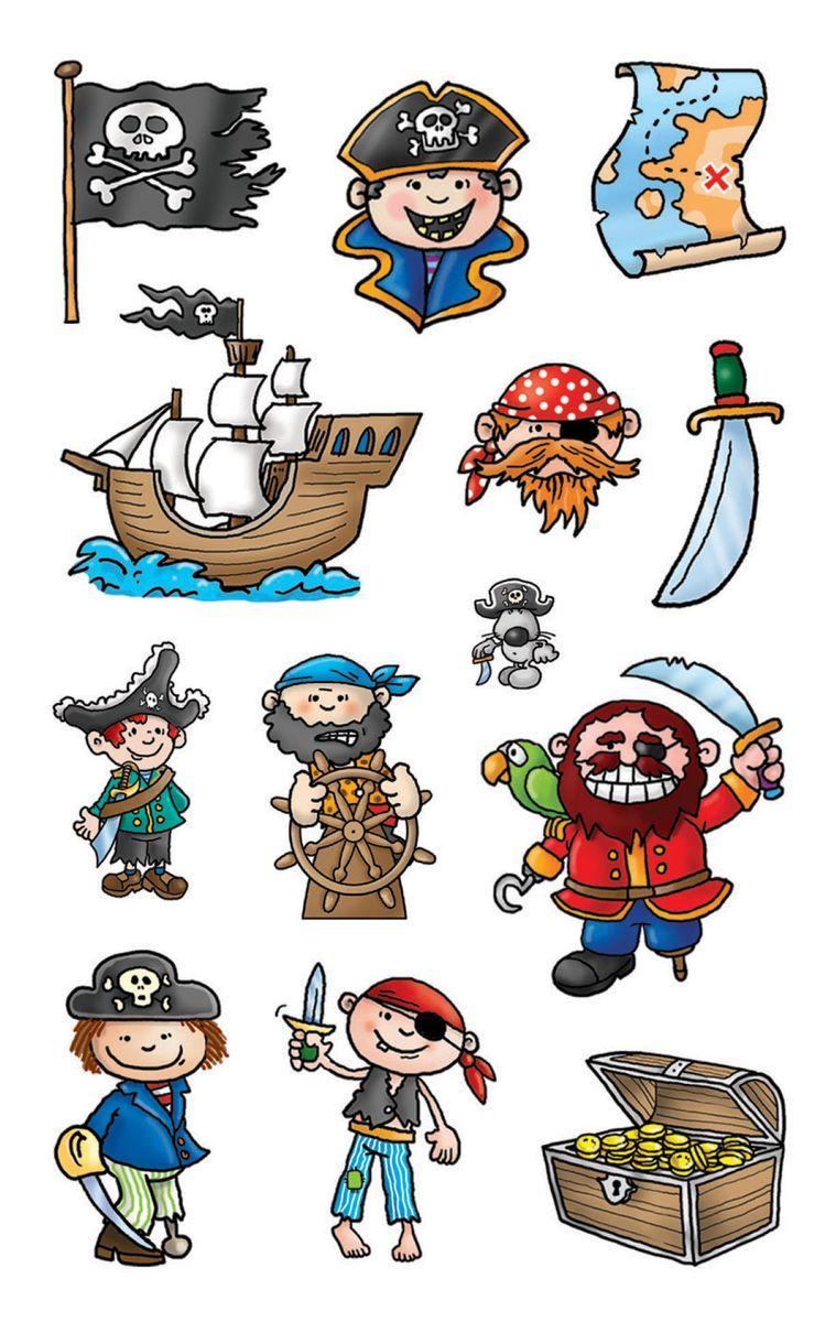 Avery Zweckform Набор наклеек Пираты 39 шт53197Наклейки Z-Design от Avery Zweckform Пираты вдохновляют на яркие идеи! Яркие цвета, качественная бумага, необычный дизайн не оставят равнодушными всех любителей самоклеящихся стикеров. Наклейки Пираты идеальны для декорирования, игр и рукоделия. Отважные пираты с мечами, сундуками с сокровищами и прочими атрибутами станут помощниками при организации игр, оформлении подарков и посланий для детей! В комплекте 3 листа, 39 наклеек.