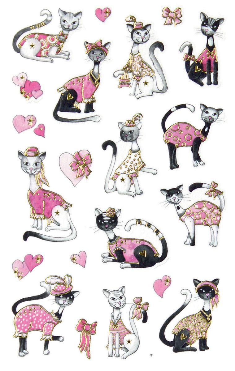 Avery Zweckfrom Набор наклеек Премиум Египетские кошки 21 шт57027Специальная серия самоклеящихся наклеек вдохновляет на яркие идеи! Яркие цвета, качественная бумага, необычный дизайн не оставят равнодушными всех любителей самоклеящихся стикеров. Наклейки Египетские кошки идеальны для декорирования и рукоделия. Грациозные кошки в красивых нарядах помогут оформить ваш подарок или послание, а пожелание Удачи и счастья обязательно исполнятся! Наклейки выполнены на перфорированной бумаге высокого качества.