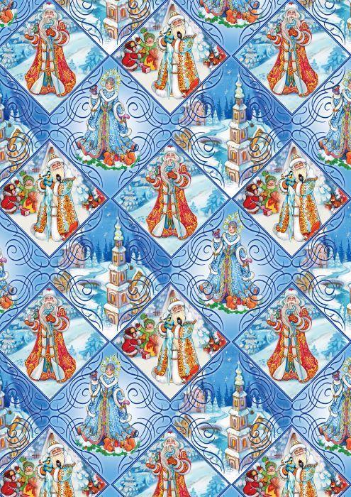 Упаковочная бумага Magic Time Зимняя страна, мелованная, 100 х 70 см75179Упаковочная бумага для сувенирной продукции ЗИМНЯЯ СТРАНА от Magic Time - это стильный и практичный вариант упаковки подарка. Авторский дизайн, красочное изображение, тематический рисунок - все слагаемые оригинального оформления подарка. Окружите близких людей вниманием и заботой, эффектно вручив презент в нарядном, праздничном оформлении.