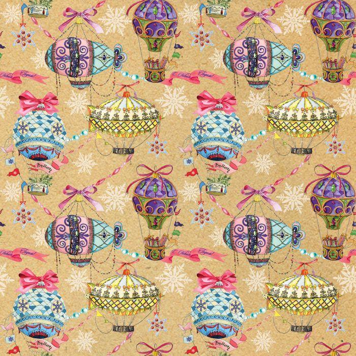 Крафт бумага Magic Time Праздничные шары, немелованная, 100 х 70 см75208Крафт бумага для сувенирной продукции ПРАЗДНИЧНЫЕ ШАРЫ от Magic Time - это стильный и практичный вариант упаковки подарка. Авторский дизайн, красочное изображение, тематический рисунок - все слагаемые оригинального оформления подарка. Окружите близких людей вниманием и заботой, эффектно вручив презент в нарядном, праздничном оформлении.