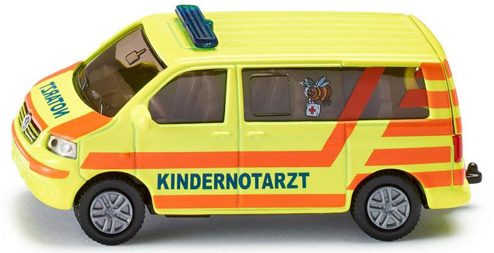Siku Скорая помощь педиатрическая VW Multivan машинки siku скорая помощь