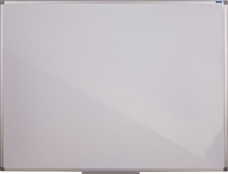 ArtSpace Доска магнитно-маркерная 90 х 120 смWBS_9308Доска магнитно-маркерная 90*120 см. Лакированная поверхность для письма сухостираемыми маркерами и прикрепления информации магнитами или немагнитной поверхностью (меламин). Рамка из анодированного алюминия с пластмассовыми уголками. Скрытое крепление к стене в четырех углах, крепежные элементы прилагаются. В комплекте: полка для маркеров 30 см.