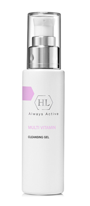 Holy Land Очищающий гель Multivitamin cleansing gel, 250 мл ultra mens sport multivitamin formula как принимать