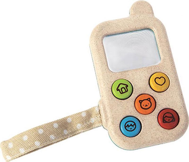Plan Toys Развивающая игрушка Телефон plan toys игрушка телефон