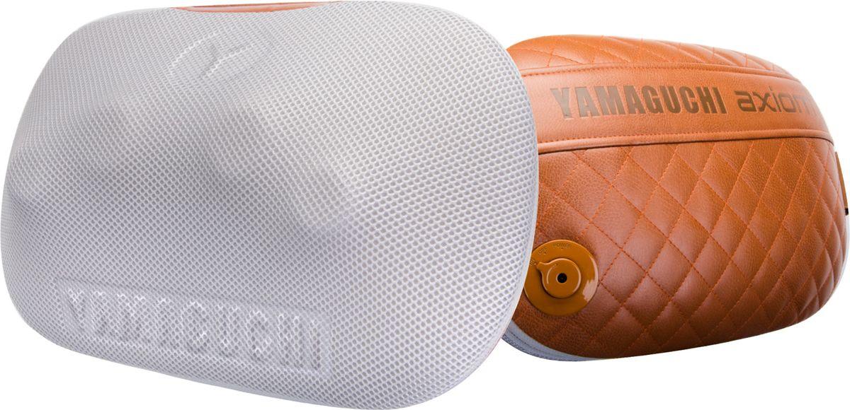 Yamaguchi Массажная подушка Axiom Matrix (серый/терракотовый) массажер для ног yamaguchi axiom feet бело рыжий