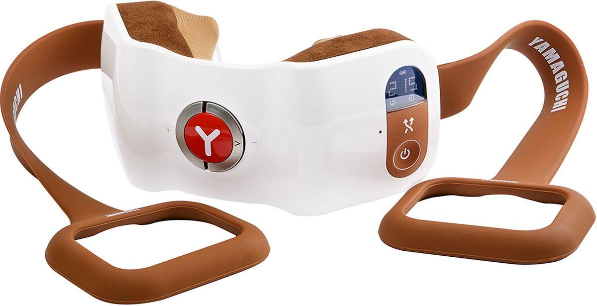 Yamaguchi Массажер для шеи Axiom Neck (белый/терракотовый)283Резиновые ручки, при необходимости, можно отсоединить и промассировать другие зоны тела, например руки или ноги. Работает от аккумулятора, что позволяет его брать с собойи использовать дома, в офисе или на отдыхе.Вы можете выбрать наиболее комфортную ширину расположения массажных роликов. Массаж шейно-воротниковой зоны позволяет избавиться от головных болей и головокружений, способствует нормализации артериального давления, восстанавливает пострадавшие от сдавливания межпозвонковые диски. Восстанавливает кровообращение в мышцах, снимает напряжение и спазм.Успокаивает нервную систему, способствует снятию эмоционального напряжения. Влияние постоянного магнитного поля уменьшает вязкость крови, улучшая ее текучесть и, соответственно, общеекровообращение. Инфракрасное излучение усиливает иммунитет человека и несёт в себе общеукрепляющий эффект. Регулировка роликов по ширине Разминающий роликовый массаж шеиЧетырёх роликовый массажный механизмМеханическая регулировка положения роликов по ширине4 режима массажаМягкий прогревИнфракрасное излучение МагнитотерапияТаймер 5/10/15 минутМассажер работает от литиевой батареи, 3-4 часа непрерывной работыУдобная сумочка для транспортировки и хране¬ния в комплекте