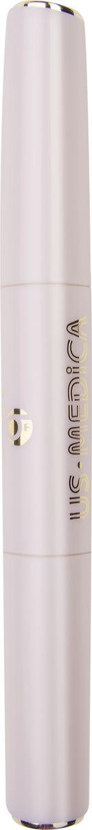 US Medica Прибор для завивки ресниц 2 в 1 Openeye (розовый) ультразвуковой прибор для тела us medica velvet skin розовый