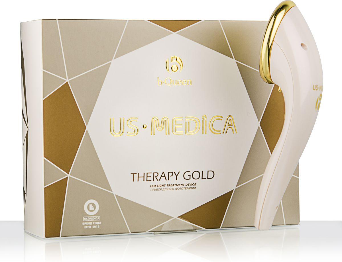 US MedicaПрибор для LED фототерапии Therapy Gold (розовый) US Medica