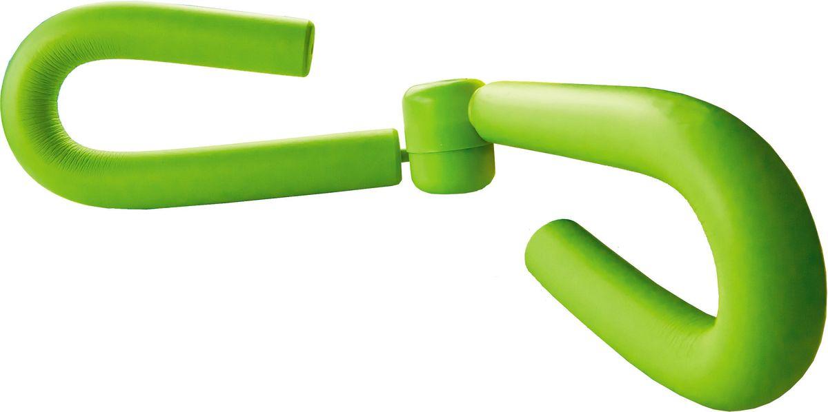 Эспандер для ног Atemi Thigh master, цвет: зеленый, 3 х 60 смATM-01GЭспандер Atemi Thigh master предназначен для укрепления мышц бедер, голеней и ягодиц. При ежедневных занятиях с эспандером укрепляется тело, а мышцы приходят в тонус. Тренажер позволит задействовать большое количество мышц и добиться эффективного результата. Эспандер прост в использовании, компактен и имеет небольшой вес. При необходимости его можно носить с собой или брать в путешествие для постоянного поддержания идеальной физической формы.Толщина эспандера: 3 см.Размер эспандера в разогнутом виде: 60 см.
