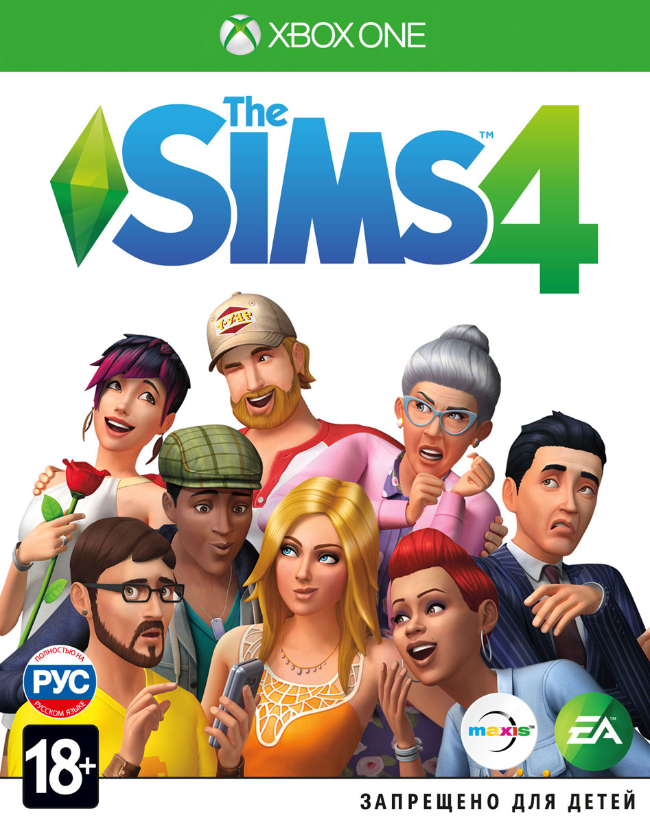 Zakazat.ru The Sims 4 (Xbox One)