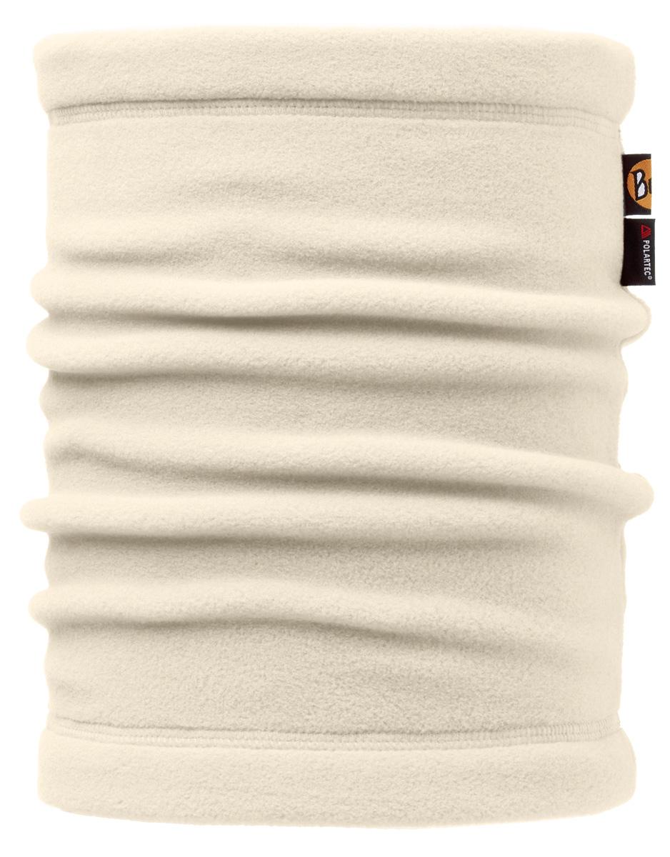 Шарф Buff Neckwarmer Polar Neckwarmer Polar Buff Cru / Alabaster, цвет: кремовый. 107919.00. Размер универсальный107919.00В холодную погоду шарф Polar Buff поддерживает нормальную температуру тела и предотвращает потерю тепла, благодаря комбинации микрофибры и Polartec. Благодаря своей универсальности, функциональности и практичности Polar Buff завоевал огромную популярность. Неотъемлемая часть зимней одежды, подходит для любой активности в холодное время года.