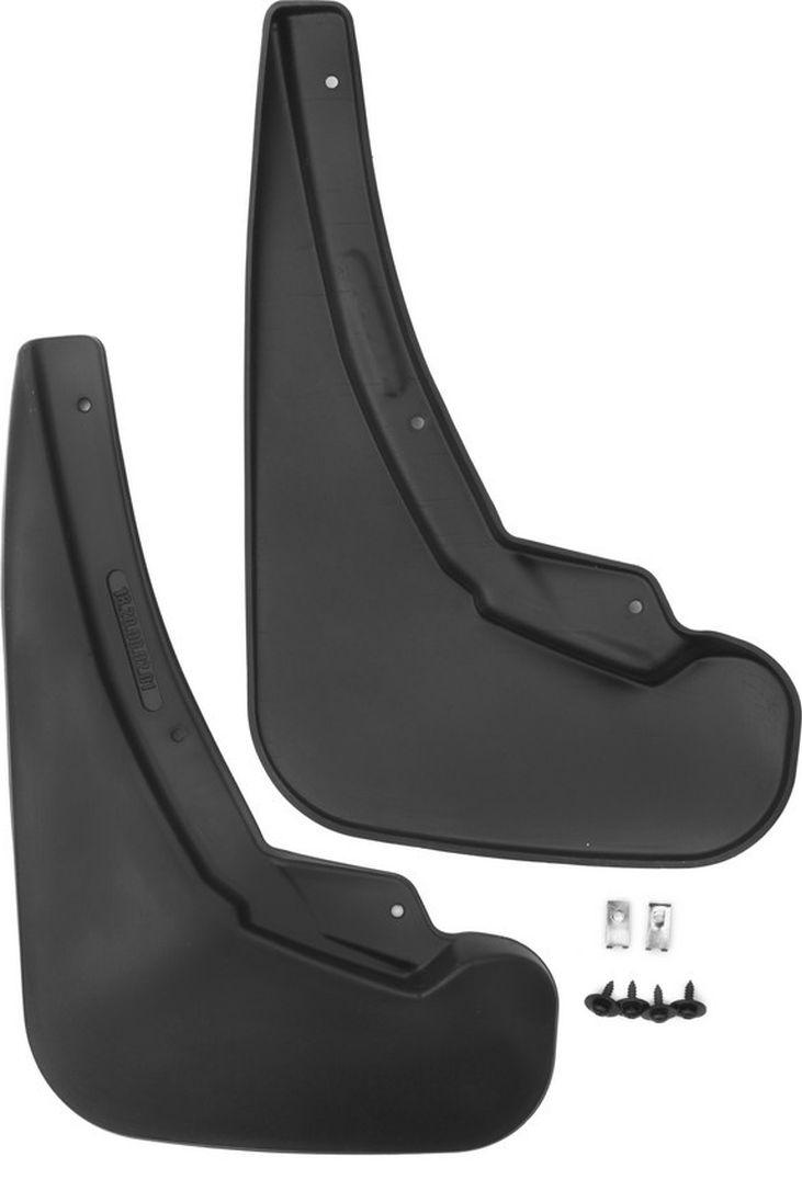 Комплект задних брызговиков Novline-Autofamily, для Honda Pilot, 2016->, 2 штNLF.18.20.E13Брызговики служат для защиты нижней части кузова от воды, грязи, камней, песка во время движения автомобиля. С эстетической точки зрения брызговики являются завершением колесной арки, они подчеркивают красоту и изящество форм автомобиля. Основные требования, которым должны соответствовать брызговики - гибкость и прочность. Изделия, производимые на основе пластика (полиуретановые брызговики), обладают высоким показателям прочности, экологичности, а также, устойчивостью к температурным колебаниям.