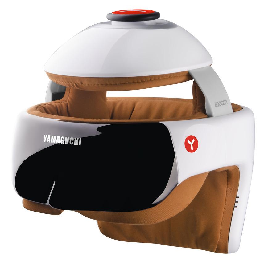 Массажер для головы Yamaguchi Galaxy (белый)311Встроенный литиевый аккумулятор делает массажер независимым от сети питания. Благодаря малому весу и автономной работе шлем можно брать в дорогу или в офис, применяя по мере необходимости.Дополнительную легкость управления обеспечивает беспроводной пульт.Сеанс массажа сопровождается приятной мелодией, помогая уменьшить тревожность.Воздушно-компрессионный массаж помогает расслабить мышцы головы, ликвидировать венозный застой тем самым улучшив кровоснабжение. При мигренях и головокружениях такой массаж служит профилактикой. Массаж височной и около глазной области помогает снять усталость с глаз и несет небольшой косметический эффект, лифтинг области вокруг глаз.Акупунктурный массаж способствует росту и укреплению волос.Вибрационный массаж снимает спазм в области большого затылочного нерва и улучшает поступление крови и кислорода к мозгу. Массажер для головы является хорошим антидепрессантом, помогает повысить работоспособность и улучшить память. Беспроводной пульт управленияВстроенный музыкальный плеерВоздушно-компрессионный массаж головыАкупунктурный массаж макушкиВибрационный массаж затылочной областиОпциональный прогрев Регулировка массажера по размеру головы8 встроенных мелодий Возможность прослушивания музыки через наушники (идут в комплекте)Таймер: 5/10/15 минут Массажер работает от литиевой батареи, 3-4 часа непрерывной работыУдобный кейс для транспортировки и хранения в комплекте