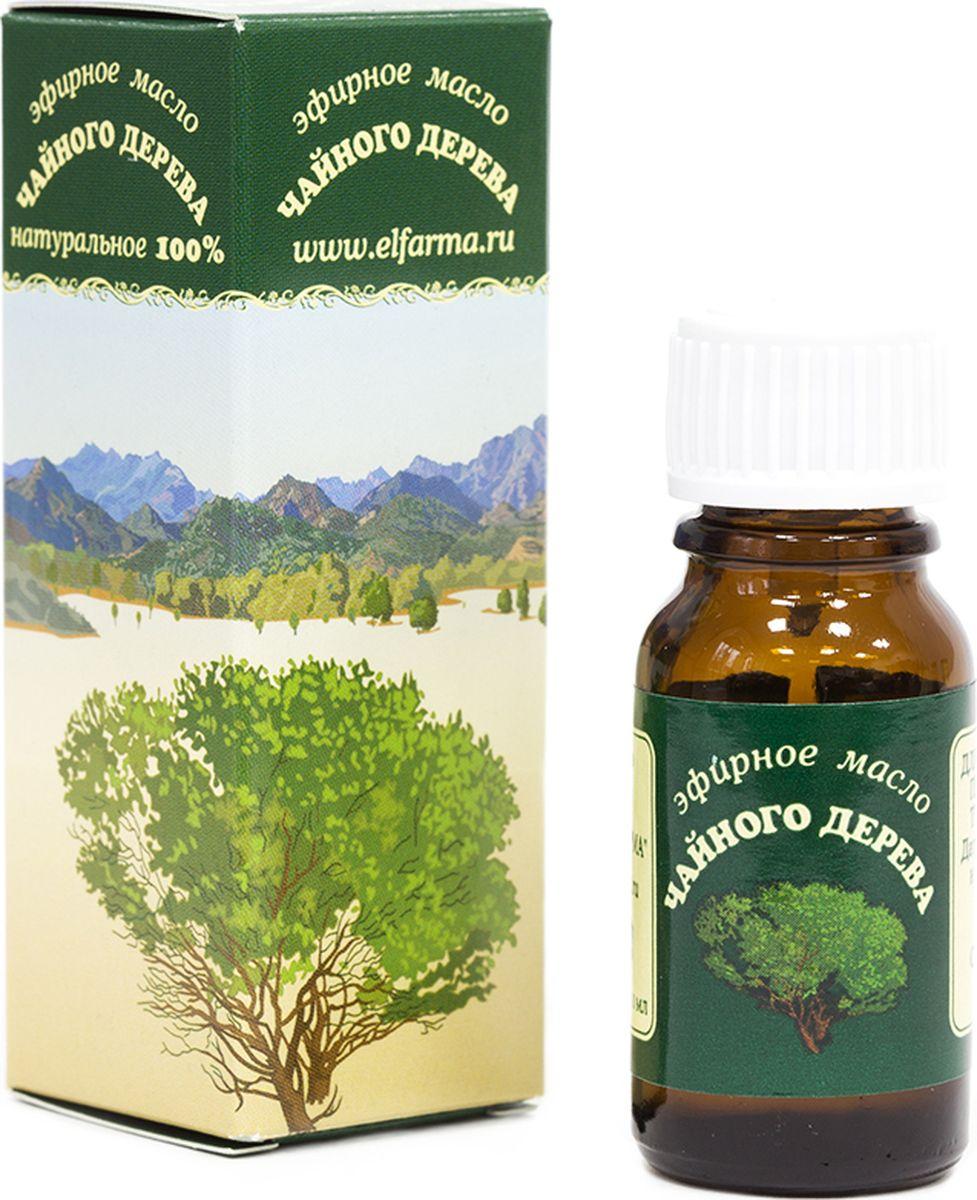 Elfarma Эфирное масло Чайного дерева, 10 мл00000001010Природный антисептик. Широчайший спектр применения. Для очищения лица, удаления перхоти. От укусов насекомых.