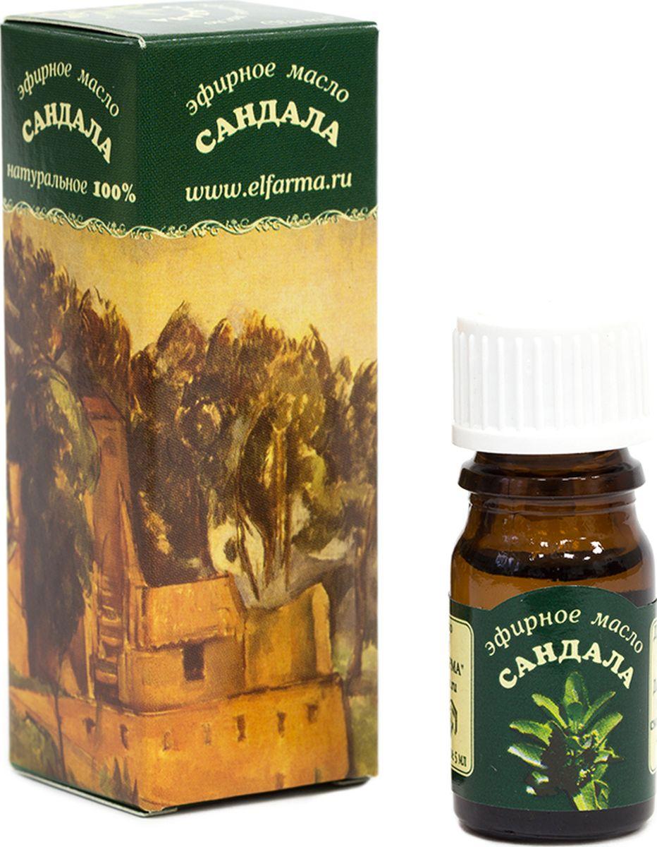 Elfarma Эфирное масло Сандала, 5 млEF(11)-SIBУспокаивает, расслабляет и согревает, даруя крепкий сон. Положительно влияет на органы дыхания и кровообращения.Краткий гид по парфюмерии: виды, ноты, ароматы, советы по выбору. Статья OZON Гид