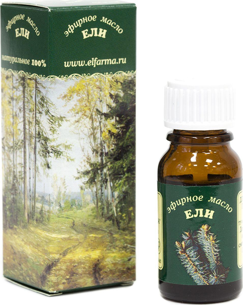 Elfarma Эфирное масло Ели, 10 мл00000001050Используется при заболеваниях органов дыхания. Хороший психостимулятор.