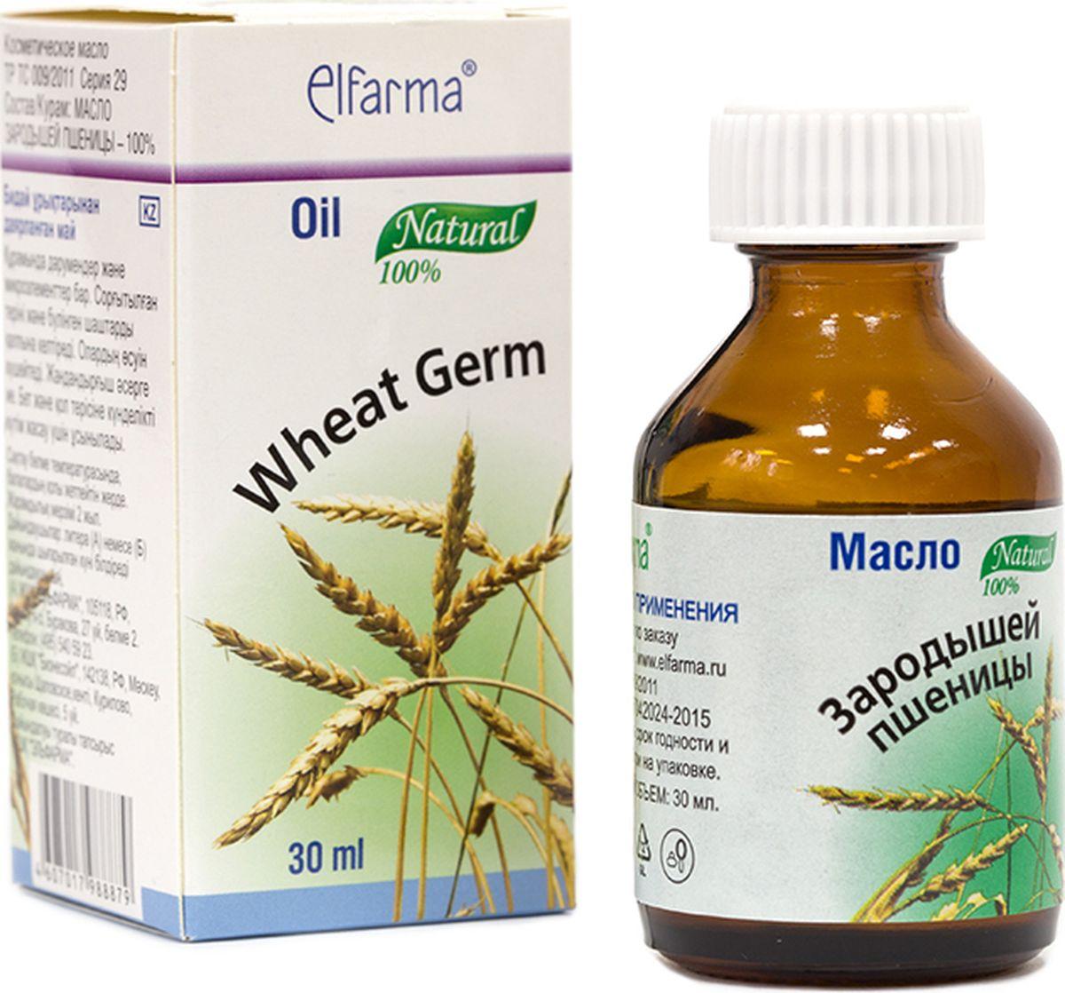 Elfarma Масло Зародышей пшеницы, 30 мл00000001058Содержит витамины и микроэлементы.
