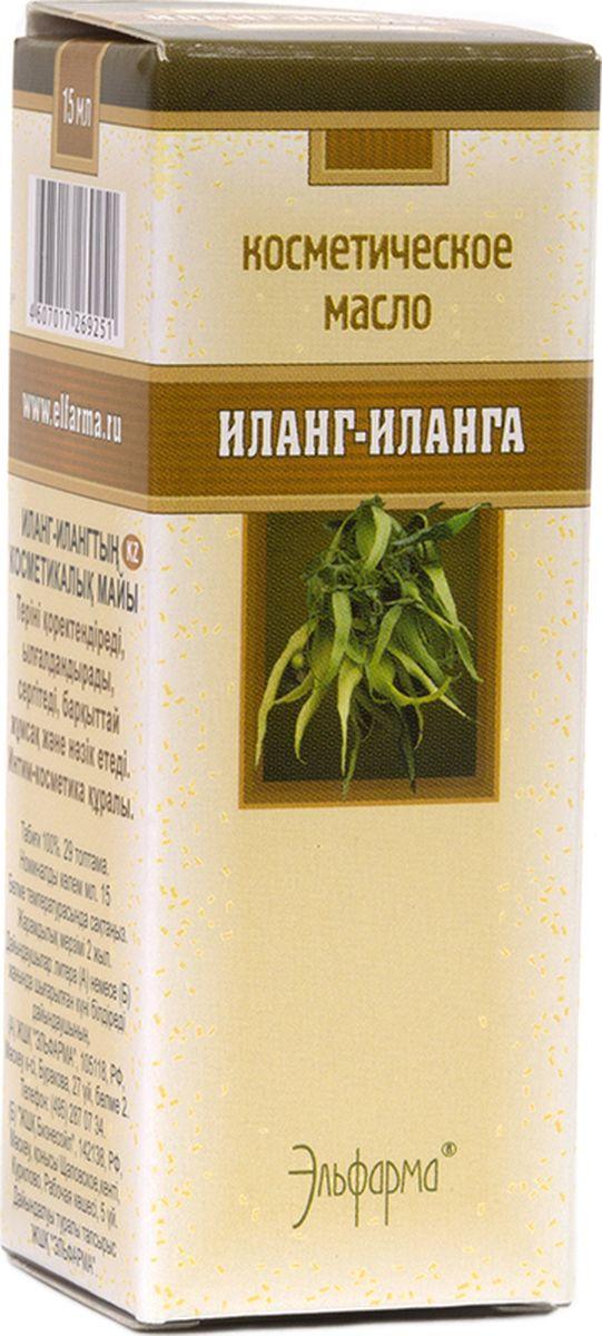 Elfarma Косметическое масло Иланг-Иланга, 15 млZ-7Эротическое масло. Иланг-иланг «цветок цветков» – высокое тропическое дерево. Филиппинцы разбрасывают его цветы на ложе новобрачных.
