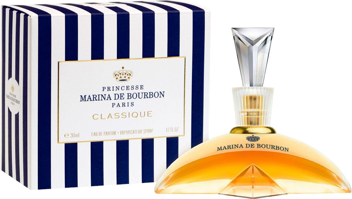 Princesse Marina De Bourbon Paris Classique Парфюмерная вода 30 мл marina de bourbon mon bouquet