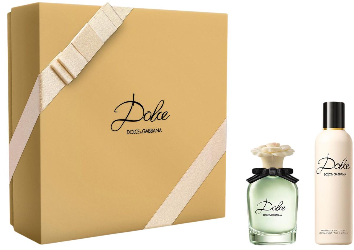 Dolce&Gabbana Набор Dolce: Парфюмерная вода 50 мл, лосьон для тела 100 мл оправа dolce gabbana