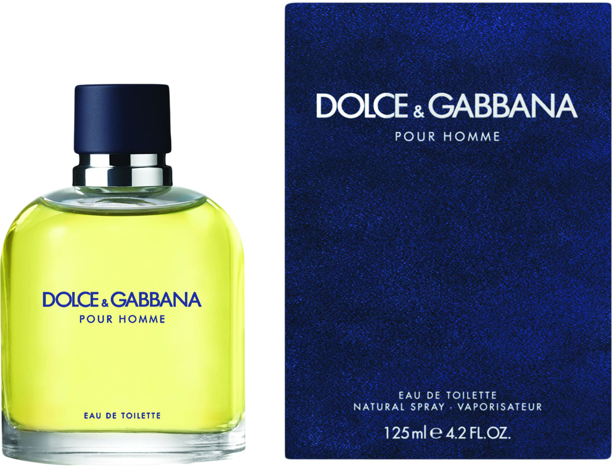 Dolce&Gabbana Туалетная вода мужская Dg Pour Homme, 125 мл0737052074450Аромат создан для того, чтобы подчеркнуть самые лучшие качества своего владельца. Роскошное звучание этой туалетной воды открывает секреты неповторимого стиля и элегантности. Манящий и чарующий D&G от Dolce&Gabbana, он завораживает своим необычайно свежим, древесно-шипровым ароматом. В парфюмерную композицию вошли ноты лаванды, тарагона. верхние ноты: Нероли, бергамот, мандарин; средние ноты: Перец, шалфей, лаванда; шлейф: Кедр, табак, бобы тонка.Краткий гид по парфюмерии: виды, ноты, ароматы, советы по выбору. Статья OZON Гид