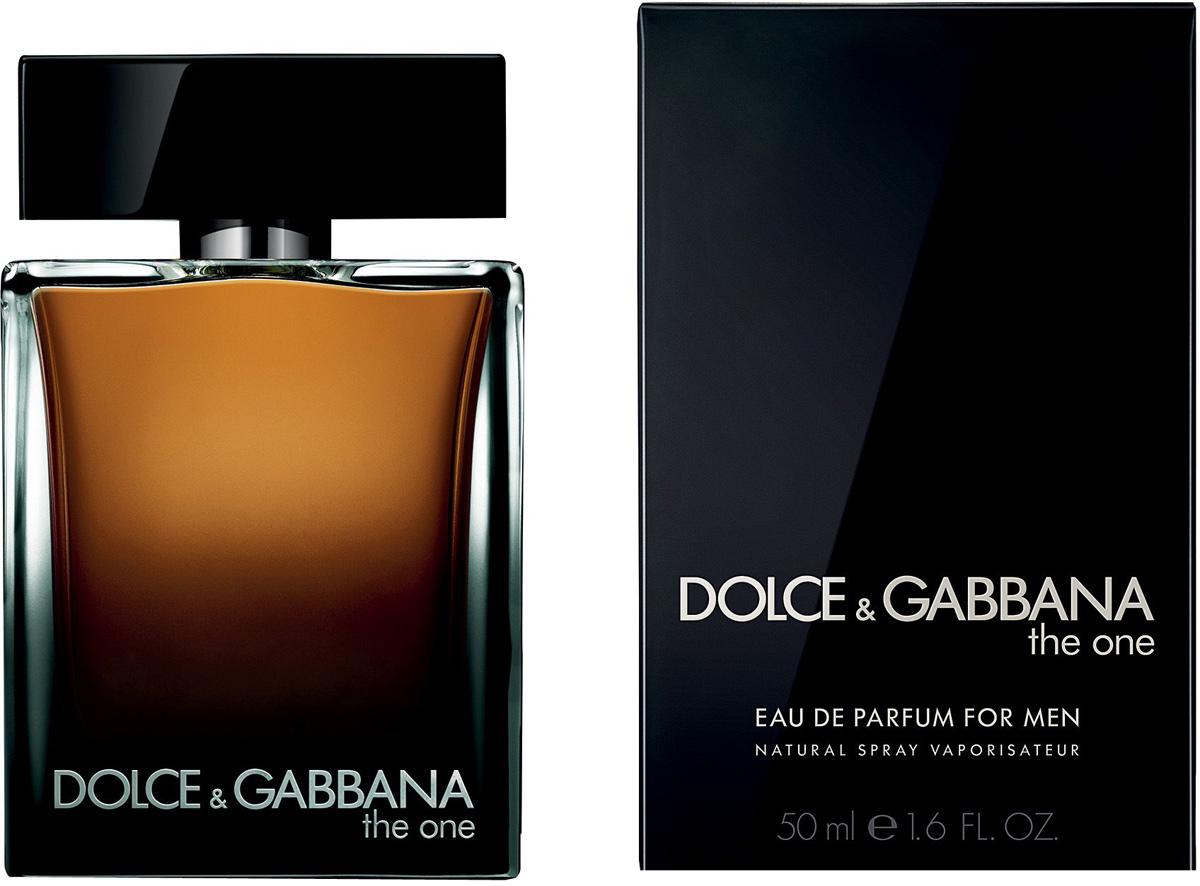 Dolce&Gabbana Парфюмерная вода мужская The One For Men, 50 мл0737052945699Элегантный и чувственный аромат, ультра- современный и в тоже время классический. верхние ноты: Базилик; средние ноты: Кардамон, имбирь; шлейф: Кедр.