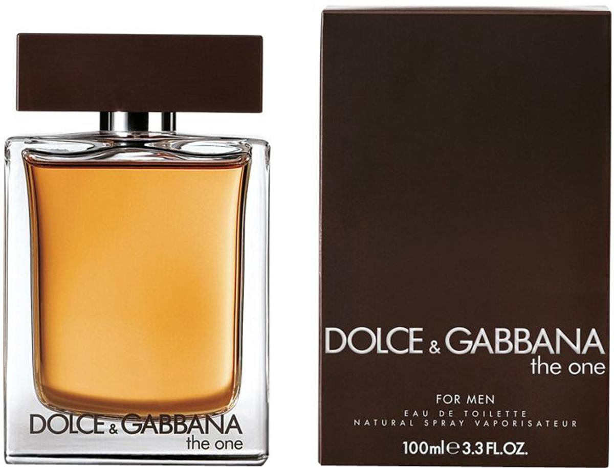 Dolce&Gabbana Парфюмерная вода мужская The One For Men, 100 мл0737052945736Элегантный и чувственный аромат, ультра- современный и в тоже время классический. верхние ноты: Базилик; средние ноты: Кардамон, имбирь; шлейф: Кедр.
