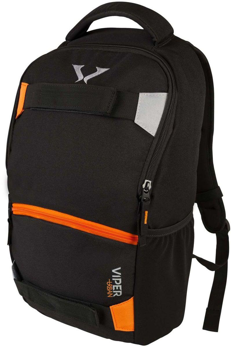 """Target Collection Рюкзак Blac G.O.16233У рюкзака одно большое отделение вмещаемое ноутбук до 15"""". Застегивается на молнию. Имеются два боковых кармана. Размер:48 ? 29 ? 13см.Объем: 18 л."""