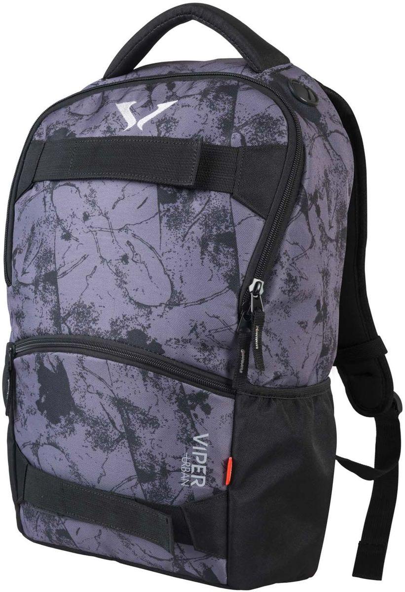 """Target Collection Рюкзак Olith Black 217515У рюкзака одно большое отделение вмещаемое ноутбук до 15"""". Застегивается на молнию. Имеются два боковых кармана. Размер:48 ? 29 ? 13см.Объем: 18 л."""