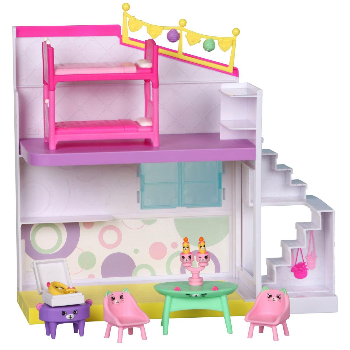 Shopkins Игровой набор Студия для вечеринок игровой набор shopkins пончик счастья донатины moose