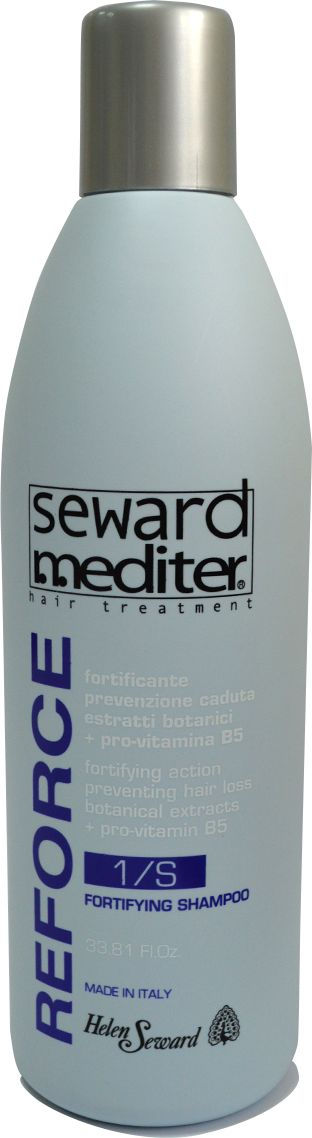 Helen Seward Fortifying Shampoo 1/S Укрепляющий шампунь против выпадения волос, 1000 мл0109Шампунь против выпадения волос Fortifying Shampoo предназначен для предотвращения выпадения волос. Содержит растительные экстракты и провитамин В5. Идеально подходит для улучшения гигиенического состояния кожи головы благодаря своему очищающему и придающему энергию действию. Предназначен для предотвращения выпадения волос. Идеально подходит для улучшения гигиенического состояния кожи головы. Подготавливает волосы к последующему применению других средств по уходу для получения наибольшей пользы.