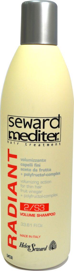 Helen Seward Volume Shampoo 2/S3 Ежедневный шампунь объем для тонких волос, 1000 мл0256Ежедневный шампунь-объем – это настоящая находка для обладательниц тонких волос. Фруктовый уксус и полифруктовый комплекс обеспечивают нежный и деликатный уход, мягко очищают волосы и позволяют надолго сохранить ощущение свежести. Регулярное применение шампуня позволит придать даже самым безжизненным волосам объем и привлекательный блеск. Купить Helen Seward Volume Shampoo – значит, подарить Вашим волосам праздник.