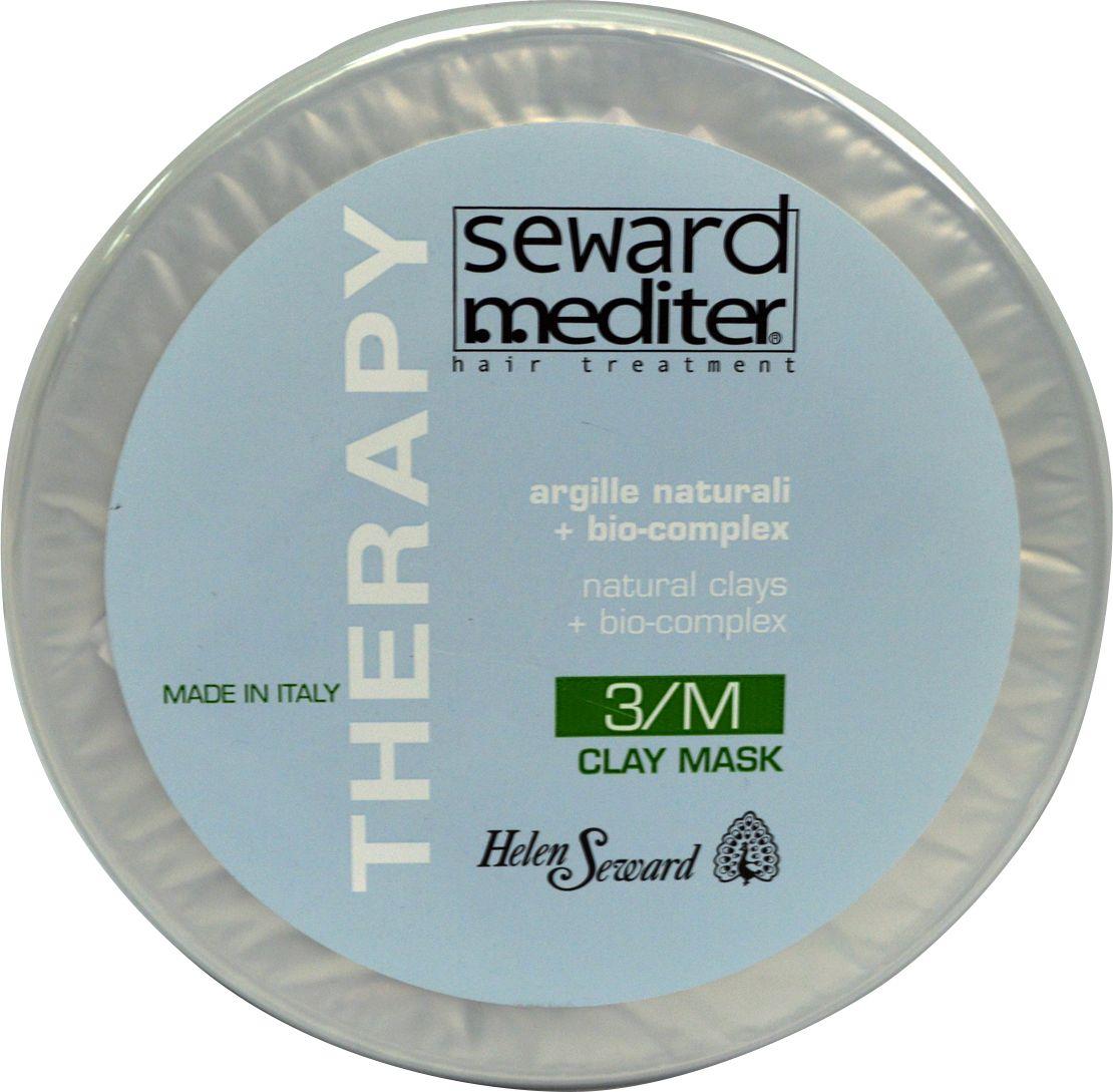 Helen Seward Clay Mask 3/M Абсорбирующая глиняная маска для жирной кожи головы, 500 мл0392Благодаря сбалансированной формуле, маска для волос для жирной кожи головы Helen Seward CLAY MASK 3/M обеспечивает мягкий и эффективный уход за жирной кожей головы и сухими волосами. Благодаря наличию натуральной глины в составе средства, происходит мягкое очищение кожи головы без стимуляции работы сальных желез. Биокомплекс тонизирует и стимулирует рост волос, продлевая чувство свежести надолго. Регулярное использование маски позволит снять покраснение и зуд кожи, вывести токсины и эффективно очистить волосы от загрязнений.