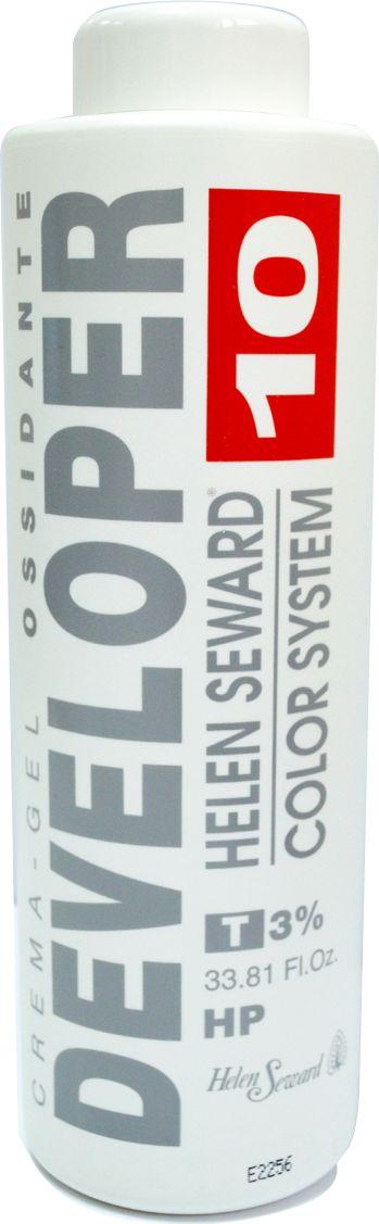 Helen Seward Color System Developer 10 Vol. Оксигель c глицерином 3%, 1000 мл оксиданты kaypro окислительная эмульсия kay color 10 vol 3
