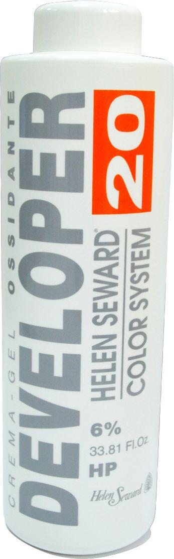 Helen Seward Color System Developer 20 Vol. Оксигель c глицерином 6%, 1000 мл - Средства и аксессуары для волос