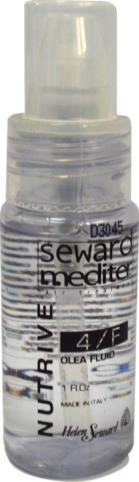 Helen Seward Olea Fluid 4/F Несмываемый восстанавливающий кондиционер, 125 мл4160Восстанавливающий несмываемый кондиционер для волос Helen Seward, обогащенный растительными маслами, обеспечит профессиональный уход за кудрявыми непослушными волосами. Благодаря активным компонентам, входящим в состав средства, обеспечивается разглаживающий и защитный эффект. Восстанавливается кутикула, происходит регенерация волоса по всей длине до самых кончиков. Даже самые жесткие кудри становятся мягкими, эластичными, к волосам возвращается природная красота и сила, снимается статическое электричество.