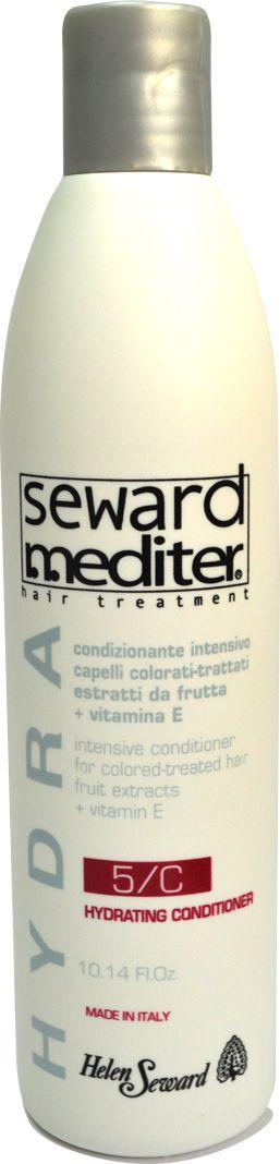 Helen Seward Hydrating Conditioner 5/C Увлажняющий кондиционер для сухих и окрашенных волос, 300 мл527Увлажняющий кондиционер для волос Helen Seward Hydrating Conditioner 5/C, в состав которого входит полифруктовый комплекс, предназначен для ухода за сухими, поврежденными и подверженными химическому окрашиванию волосами. Это средство из линейки Mediter будет увлажнять ваши волосы при каждом применении. За счет сбалансированной активной формулы, куда входят сок лимона, дыни, апельсина, витаминный комплекс, обеспечивается сохранение пигмента натуральных и окрашенных волос, защита от негативного воздействия окружающей среды, в том числе ультрафиолета.