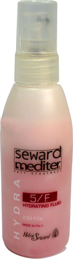 Helen Seward Hydrating Fluid 5/F Термоактивный защитный несмываемый кондиционер для окрашенных волос, 75 мл5290Несмываемый Hydrating Fluid 5/F из увлажняющей серии Mediter Hydra обеспечит надежную защиту сухих и поврежденных волос от воздействия негативных факторов, в том числе термических процедур – укладки феном, утюжком, плойкой. Витамин Е и бифенолы красного апельсина удерживают влагу внутри волоса, препятствуя тем самым дегидратации. Антиоксидантное воздействие флюида проявляется в предупреждении преждевременного старения волос, длительном сохранении насыщенности красящего пигмента после окрашивания.