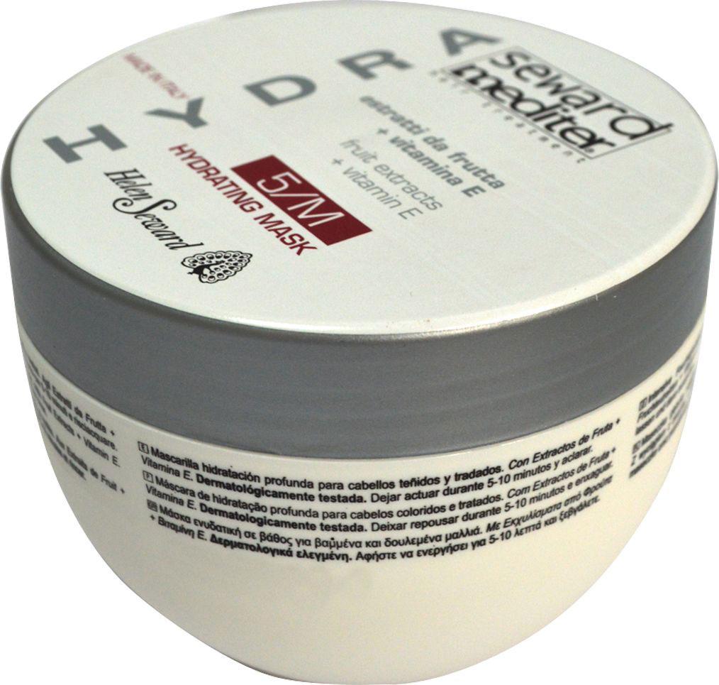 Helen Seward Hydrating Mask 5/M Фруктовая увлажняющая маска для сухих и окрашенных волос, 250 мл531Hydrating Mask 5/M – активное средство для мягкого, щадящего ухода за сухими и окрашенными волосами. Экстракты фруктов и витамин Е питают волос изнутри, обладают антиоксидантными свойствами и предупреждают старение волоса, нейтрализуют образование свободных радикалов. Благодаря глубокому проникновению активных компонентов активизируется естественное противостояние негативному воздействию УФ-излучению, тем самым гарантируя стойкость цвета волос после окрашивания.