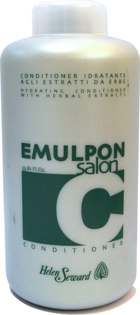 Helen Seward Emulpon Salon Hydrating Conditioner Увлажняющий кондиционер, 1000 мл845Подходит для всех типов волос, а также для частого использования.