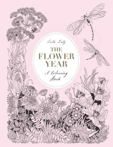 The Flower Year: A Colouring Book die hard the official colouring book