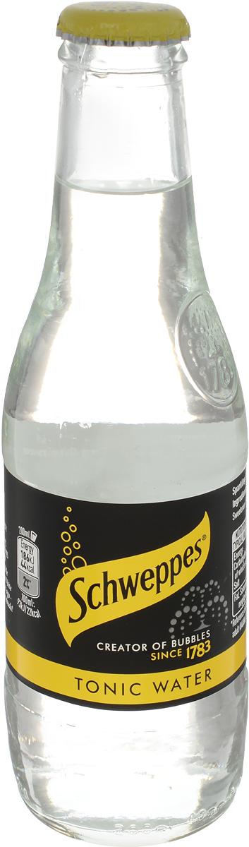 Schweppes Indian Tonic напиток газированный, 0,2 л weleda revitalising hair tonic