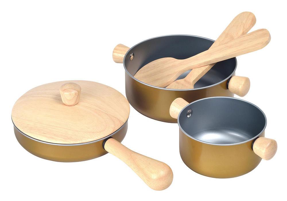 Plan Toys Игрушечный набор Посуда - Сюжетно-ролевые игрушки