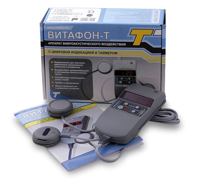 Аппарат виброакустического воздействия  Витафон-Т  - Лечение и профилактика